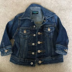 Baby boys 12 month Jean Jacket